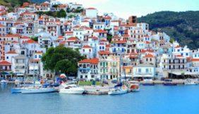 Προσφορά Deal από το Xtipiseto - 3ήμερη διαμονή 2 ατόμων έως 15 Ιουνίου, σε πλήρως εξοπλισμένο στούντιο στον παραθαλάσσιο οικισμό του Αγνώντα στη Σκόπελο, με τα γαλαζοπράσινα νερά και την παραλία με το ψιλό βότσαλο, στο Kallisti Seaside Studios, 50μ από την παραλία. 100€ για 3ήμερη διαμονή 16 έως 30 Ιουνίου 120€ για 3ήμερη διαμονή 1 έως 15 Ιουλίου 130€ για 3ήμερη διαμονή 16 έως 31 Ιουλίου 150€ για 3ήμερη διαμονή 1 έως 31 Αυγούστου Δυνατότητα επιπλέον διανυκτερεύσεων - DealFinder.gr