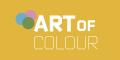 Παρουσίαση ιστοσελίδας Art of Colour -