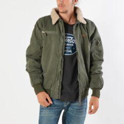 Προσφορά από το Cosmossport σε Emerson  - Emerson Men's Jacket With Furon Collar - DealFinder.gr