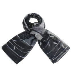 Προσφορά από το Inshoes σε InShoes  - Πασμίνες με σχέδια Μαύρο 100% Viscose - DealFinder.gr