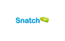 Flash Προσφορά από το Snatch - Κουπόνι για 5% έκπτωση στην πρώτη παραγγελία με την εγγραφή στο newsletter! - DealFinder.gr