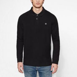 Προσφορά από το Cosmossport σε Timberland  - Timberland Long Sleeves Millers River Polo - DealFinder.gr