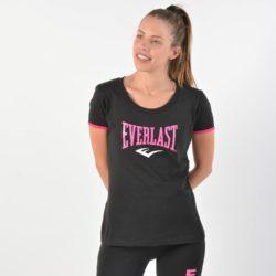 Προσφορά από το Cosmossport σε Everlast  - Everlast Women's T-shirt - Γυναικεία Μπλούζα - DealFinder.gr