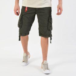 Προσφορά από το Cosmossport σε Alpha Industries  - Alpha Industries Men's Jet Shorts - Ανδρικό Σορτσάκι - DealFinder.gr