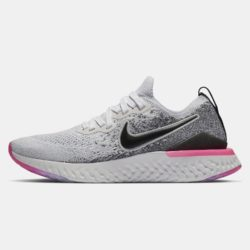 Προσφορά από το Cosmossport σε Nike  - Nike Epic React Flyknit 2 - Γυναικεία Παπούτσια - DealFinder.gr