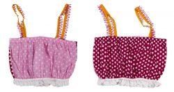 """Προσφορά από το Stylishious σε   - Τοπ κοντο πουα διχρωμο ροζ & φούξια, δυο οψεων """"alexSANDra on the beach"""" - DealFinder.gr"""