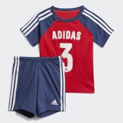 Προσφορά από το Cosmossport σε adidas Performance  - adidas Performance Babies Sport Summer Set (9000045677_43575) - DealFinder.gr