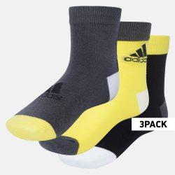 Προσφορά από το Cosmossport σε adidas Performance  - adidas Performance Kids' Ankle Socks 3 Pairs (9000045759_43591) - DealFinder.gr