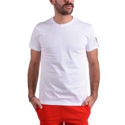 Προσφορά από το Cosmossport σε Alpha Industries  - Alpha Industries Nasa | Ανδρικό T-shirt (20857101228_1539) - DealFinder.gr