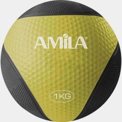 Προσφορά από το Cosmossport σε Amila  - AMILA Medicine Ball 19 cm - 1kg (9000010196_33392) - DealFinder.gr