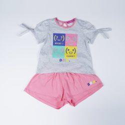 Προσφορά από το Cosmossport σε BODYTALK  - BODYTALK Kids' T-Shirt & Shorts (9000049178_9962) - DealFinder.gr