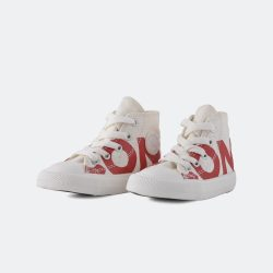 Προσφορά από το Cosmossport σε converse  - Converse Chuck Taylor All Star Wordmark | Παιδικό Μποτάκι (9000005702_1539) - DealFinder.gr