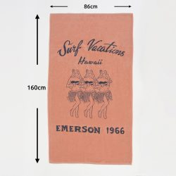 Προσφορά από το Cosmossport σε Emerson  - Emerson Surf Vacations Beach Towel 160 x 86 cm (9000026151_38079) - DealFinder.gr