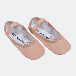 Προσφορά από το Cosmossport σε Go Dance  - Go Dance Leather Ballet Full Sole (1330030003_3142) - DealFinder.gr