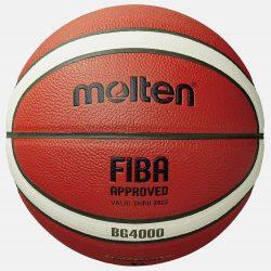 Προσφορά από το Cosmossport σε Molten  - Molten COMPOSITE LEATHER BASKETBALL 7 12 PANELS, (9000042589_42058) - DealFinder.gr