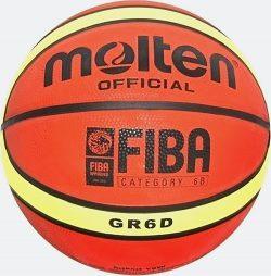 Προσφορά από το Cosmossport σε Molten  - Molten Superior Rubber Cover No6 - Μπάλα Μπάσκετ (9000021340_30683) - DealFinder.gr