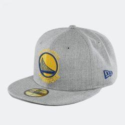 Προσφορά από το Cosmossport σε NEW ERA  - NEW ERA NBA HEATHER FITTED GOLDEN STATE WARRIORS (3083200772_17043) - DealFinder.gr