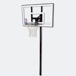 Προσφορά από το Cosmossport σε Spalding  - Spalding 44'' (1,06 m) Silver In-Ground (30216400008_9264) - DealFinder.gr
