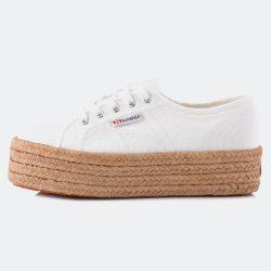 Προσφορά από το Cosmossport σε Superga  - Superga 2790 Cotropew Platform - Γυναικεία Sneaker (1080022051_1539) - DealFinder.gr