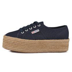 Προσφορά από το Cosmossport σε Superga  - Superga 2790 Cotropew Platform - Γυναικεία Sneaker (1080022051_1629) - DealFinder.gr
