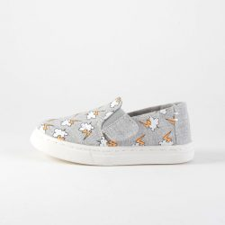 Προσφορά από το Cosmossport σε Toms  - TOMS Drizzle Lighting Bolt Tiny Luca Slip-Ons (9000006024_1730) - DealFinder.gr