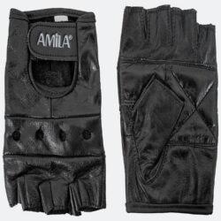 Προσφορά από το Cosmossport σε Amila  - Amila Weight Lifting Gloves (30617400004_001) - DealFinder.gr