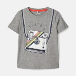 Προσφορά από το Cosmossport σε Name it  - Name it Kids' T-Shirt Male Knit Oco95/Ea5 (9000055739_1722) - DealFinder.gr