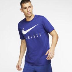Προσφορά από το Cosmossport σε Nike  - Nike Men'S Dri-Fit T-Shirt Athlete (9000043649_8680) - DealFinder.gr