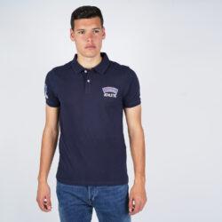 Προσφορά από το Cosmossport σε Russell Athletic  - Russell Athletic Preppie Men's Polo T-Shirt (9000051640_26912) - DealFinder.gr