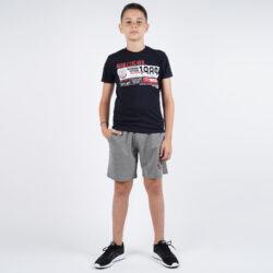 Προσφορά από το Cosmossport σε Target  - Target Παιδικο Σετ T-Shirt Βερμουδα ''Athl.Div'' (9000053619_45894) - DealFinder.gr