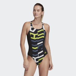 Προσφορά από το Cosmossport σε adidas Performance  - adidas Performance Fit Suit 1 Γυναικείο Ολόσωμο Μαγιό (9000046189_43680) - DealFinder.gr