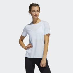 Προσφορά από το Cosmossport σε adidas Performance  - adidas Performance Go-To Tee Γυναικεία Μπλούζα (9000046229_43687) - DealFinder.gr