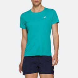 Προσφορά από το Cosmossport σε asics  - Asics Silver Women's T-Shirt (9000047143_43964) - DealFinder.gr