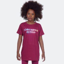 Προσφορά από το Cosmossport σε BODY ACTION  - Body Action Girls Long T-Shirt (9000050118_1893) - DealFinder.gr