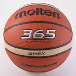 Προσφορά από το Cosmossport σε Molten  - Molten Μπαλα Μπασκετ No5 (3024500110_005) - DealFinder.gr