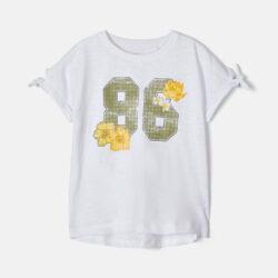 Προσφορά από το Cosmossport σε Name it  - Name it Printed Lemons Kids' T-Shirt (9000048354_1726) - DealFinder.gr
