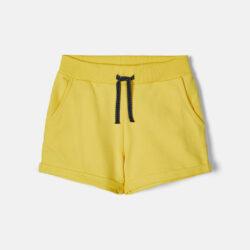 Προσφορά από το Cosmossport σε Name it  - Name it Cotton Infant Shorts (9000048352_6104) - DealFinder.gr