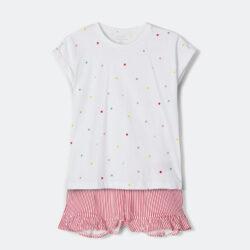 Προσφορά από το Cosmossport σε Name it  - Name it Patterned Cotton Kids' Shorts-Set (9000048301_1726) - DealFinder.gr