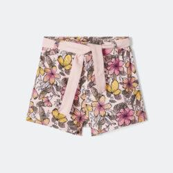 Προσφορά από το Cosmossport σε Name it  - Name it Floral Print Grils' Shorts (9000048327_44371) - DealFinder.gr
