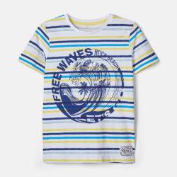 Προσφορά από το Cosmossport σε Name it  - Name it Printed Infant T-Shirt (9000048328_6104) - DealFinder.gr