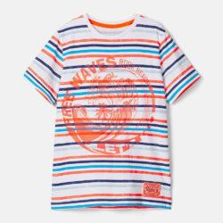 Προσφορά από το Cosmossport σε Name it  - Name it Printed Infant T-Shirt (9000048328_44371) - DealFinder.gr