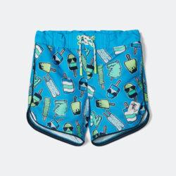 Προσφορά από το Cosmossport σε Name it  - Name it Ice Cream Print Shorts (9000048315_2727) - DealFinder.gr
