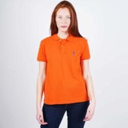 Προσφορά από το Cosmossport σε Polo Ralph Lauren  - Polo Ralph Lauren Women'S Classic Fit Mesh Polo Shirt (9000050494_44938) - DealFinder.gr