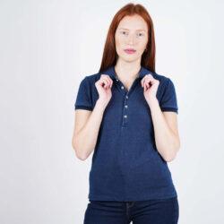 Προσφορά από το Cosmossport σε Polo Ralph Lauren  - Polo Ralph Lauren Women'S Slim Fit Polo Shirt (9000050491_8353) - DealFinder.gr
