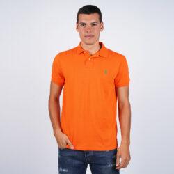 Προσφορά από το Cosmossport σε Polo Ralph Lauren  - Polo Ralph Lauren Ανδρική Πόλο Μπλούζα (9000050564_44970) - DealFinder.gr