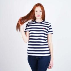 Προσφορά από το Cosmossport σε Polo Ralph Lauren  - Polo Ralph Lauren Striped Women's T-Shirt (9000050510_44945) - DealFinder.gr
