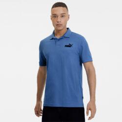 Προσφορά από το Cosmossport σε puma  - Puma Essential Men's Pique Polo T-Shirt (9000047616_19270) - DealFinder.gr