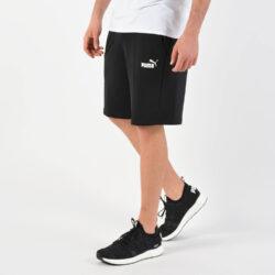 """Προσφορά από το Cosmossport σε puma  - Puma Essential 10"""" Men's Bermudas Sweat Short (9000022129_22489) - DealFinder.gr"""
