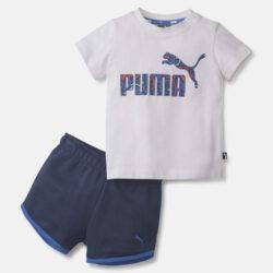 Προσφορά από το Cosmossport σε puma  - Puma Minicats Alpha Babys Set (9000047522_22505) - DealFinder.gr