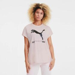 Προσφορά από το Cosmossport σε puma  - Puma Nu-Tility Women's Graphic Tee (9000047514_32739) - DealFinder.gr